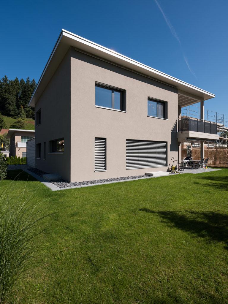 EFH Glauser, Menznau, Aussenansicht