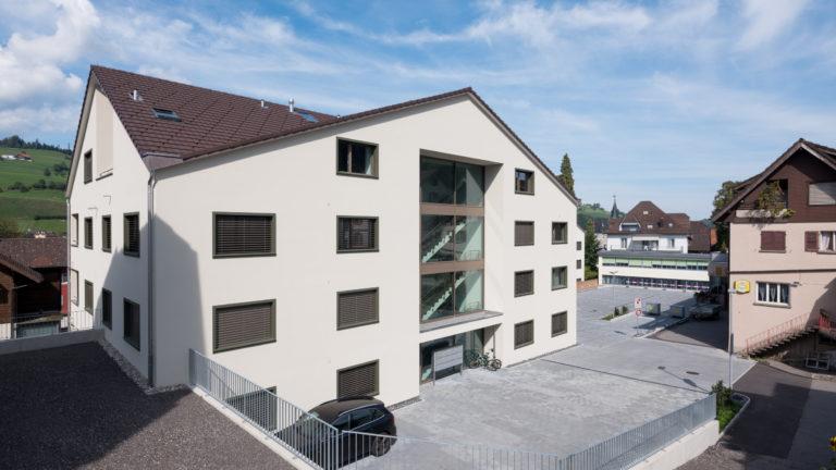 2 MFH Müller AG + Meienrisli AG, Entlebuch, Aussenansicht