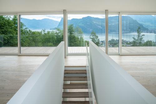 Villa Fortimo Invest AG, Innenansicht