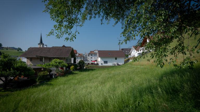 EFH Hodel, Hergiswil, Aussenansicht