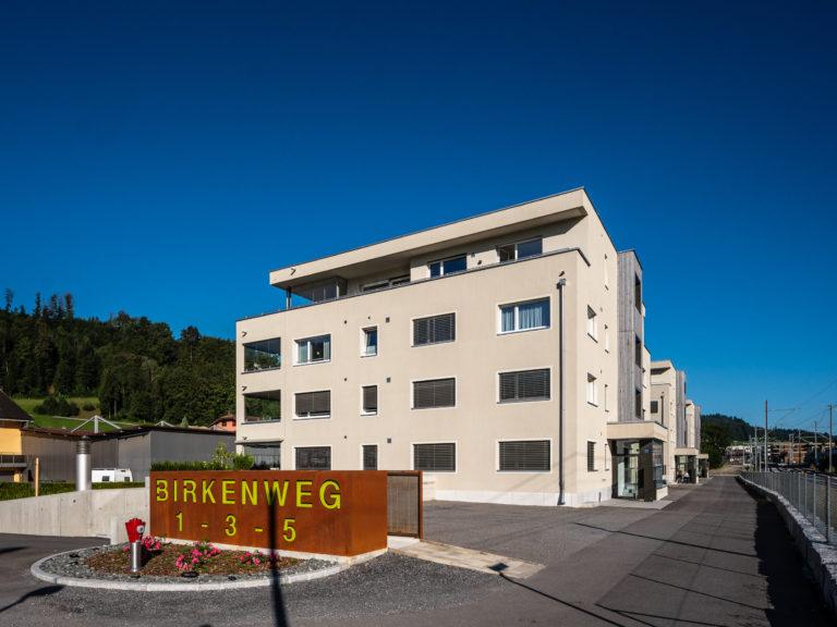 3 MFH Bächtold, Menznau, Aussenansicht