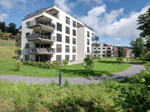 3 MFH Lifestyle Park AG, Richenthal, Aussenansicht