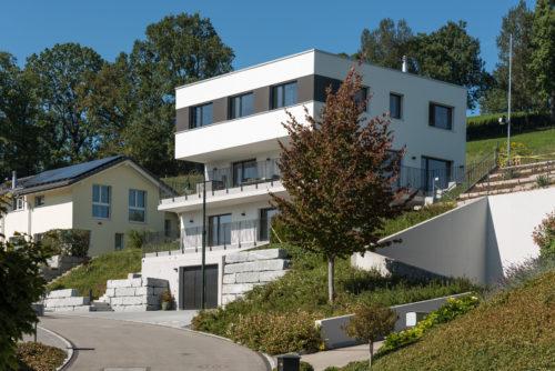 EFH Nietlisbach, Menznau, Aussenansicht