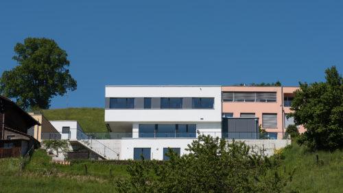 EFH Schneider-Hubacher, Willisau, Aussenansicht
