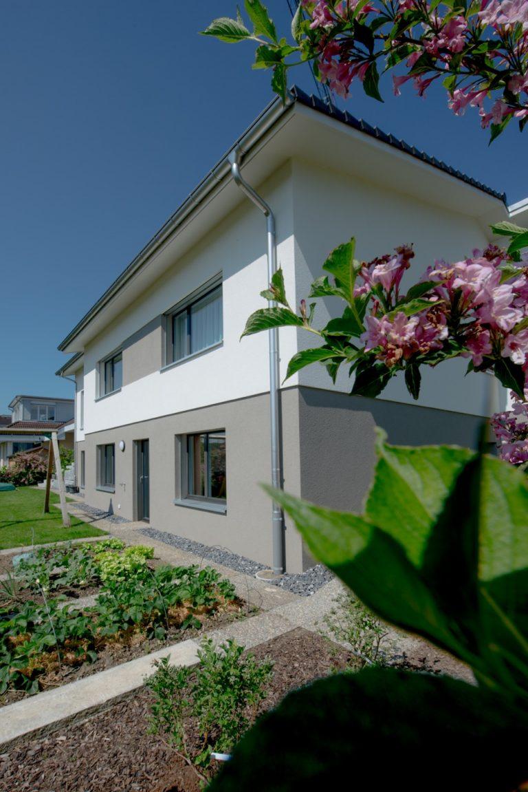 Umbau EFH Bucheli/Hofstetter, Aussenansicht
