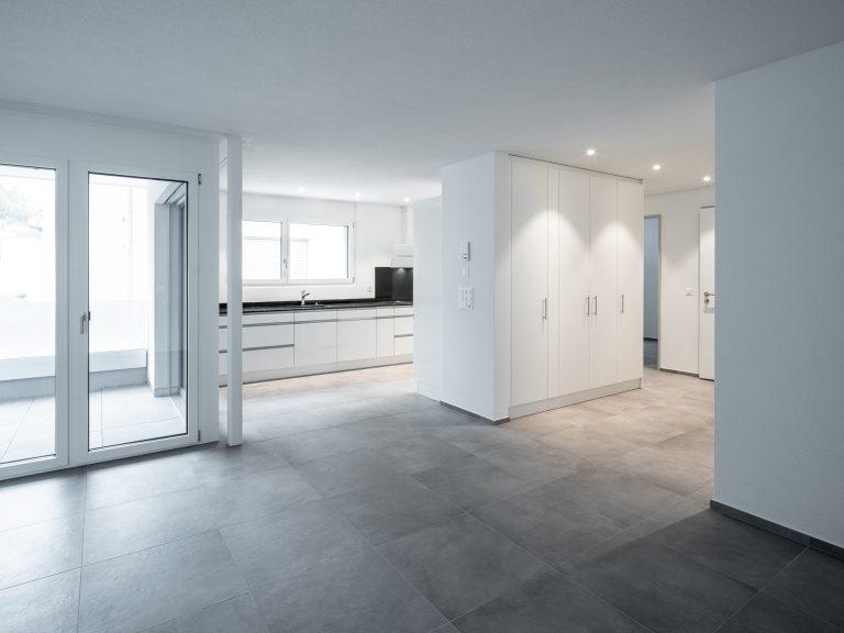 Sport-Garage Bigler GmbH, Innenansicht